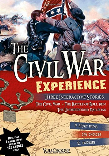 9781476508399: The Civil War Experience (You Choose: History)