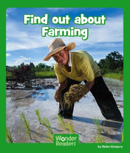 9781476523637: Find Out About Farming (Wonder Readers Next Steps: Social Studies)
