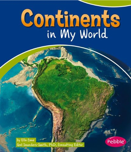 9781476531236: Continents in My World