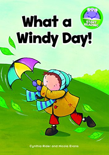 9781476531984: What a Windy Day! (Start Reading)