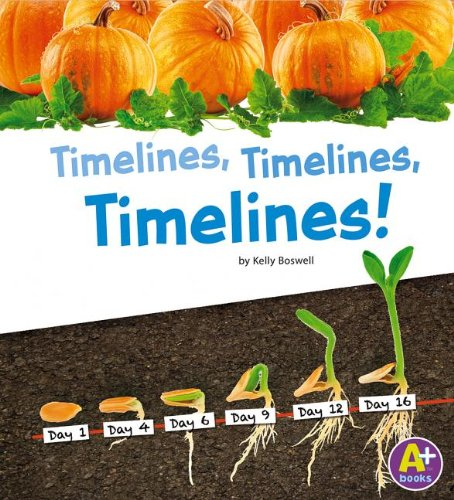Timelines, Timelines, Timelines! (Displaying Information): Boswell, Kelly