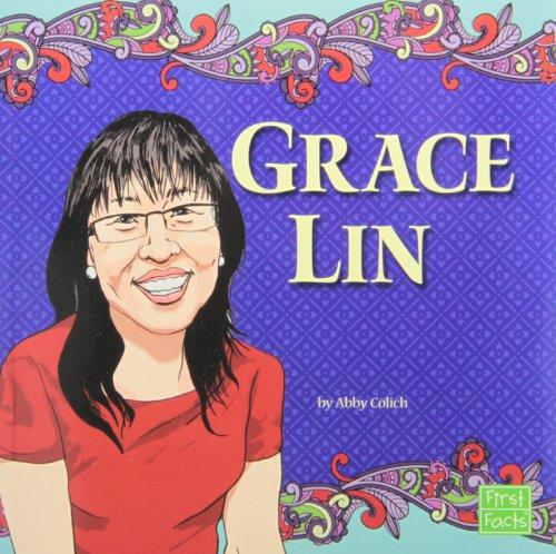 9781476534459: Grace Lin (Your Favorite Authors)