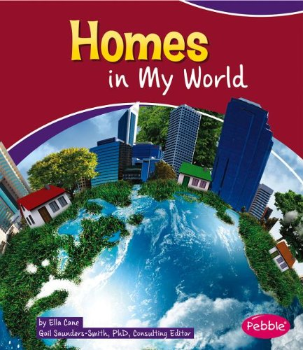 9781476534602: Homes in My World