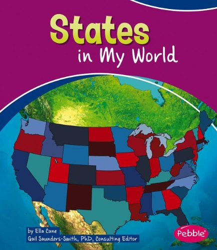 9781476534633: States in My World
