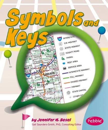 Symbols and Keys (Maps): Besel, Jennifer M.