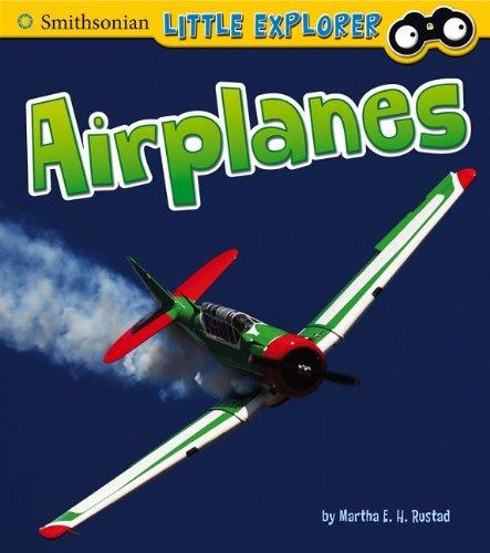 9781476535487: Airplanes (Little Scientist)