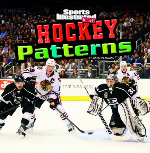 9781476535807: Hockey Patterns (SI Kids Rookie Books)