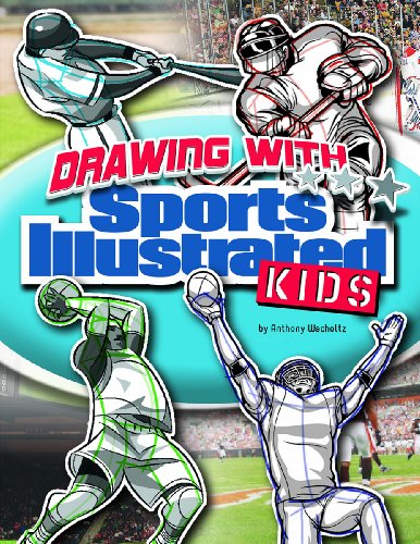 Drawing with Sports Illustrated Kids (Paperback or Softback)