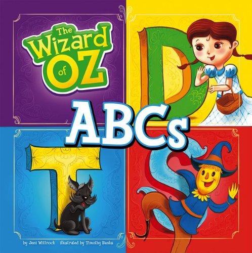 The Wizard of Oz ABCs: Jeni Wittrock