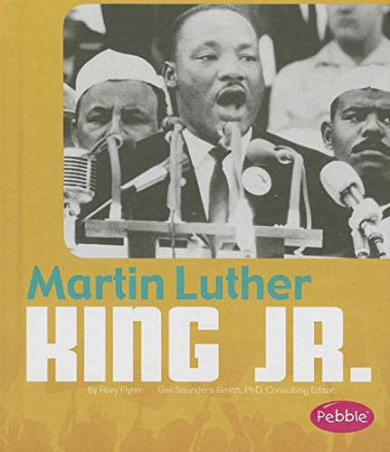 Martin Luther King Jr. (Great African-Americans): Riley Flynn