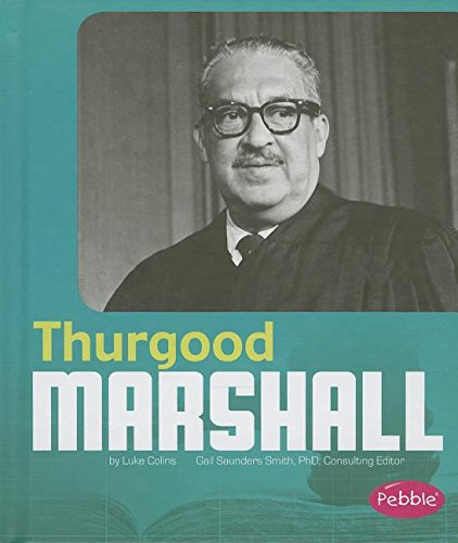 9781476539560: Thurgood Marshall (Great African-Americans)