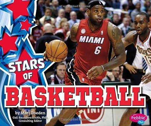 Stars of Basketball (Sports Stars): Doeden, Matt
