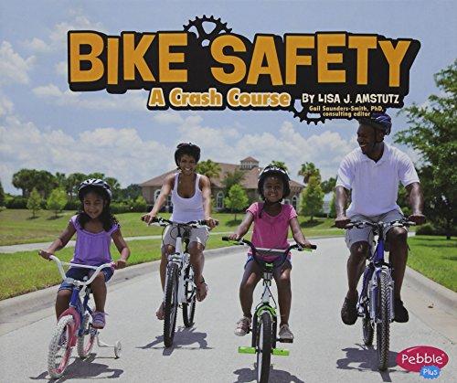 9781476539652: Bike Safety: A Crash Course (Spokes)
