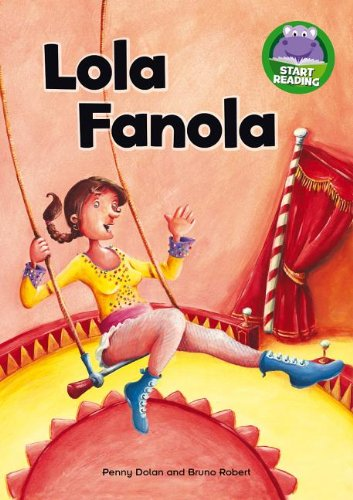 9781476541136: Lola Fanola (Start Reading)
