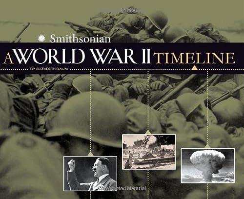 9781476541587: A World War II Timeline (War Timelines