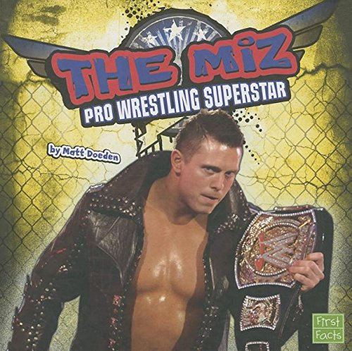 9781476542089: The Miz: Pro Wrestling Superstar (Pro Wrestling Superstars)