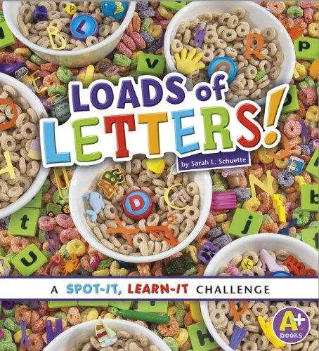 9781476551036: Loads of Letters!