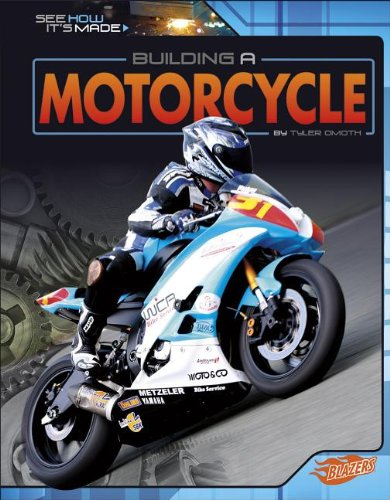 9781476551173: Building a Motorcycle (See How It's Made)