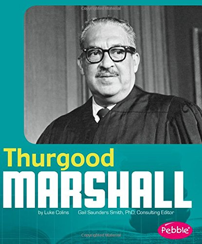 9781476551609: Thurgood Marshall (Great African-Americans)