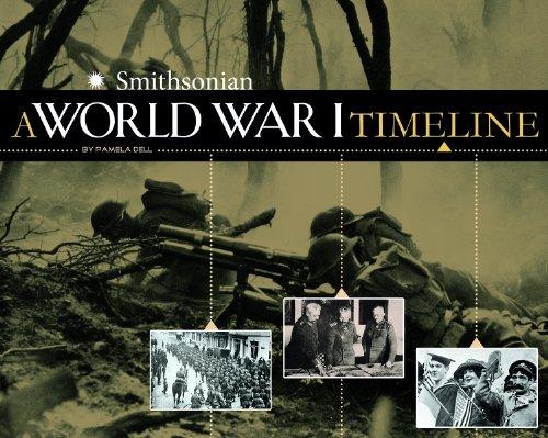 9781476551791: A World War I Timeline (War Timelines)