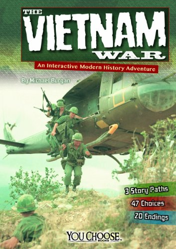 9781476552187: The Vietnam War: An Interactive Modern History Adventure (You Choose: Modern History)