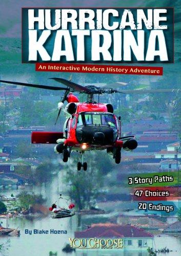 9781476552200: Hurricane Katrina: An Interactive Modern History Adventure (You Choose: Modern History)
