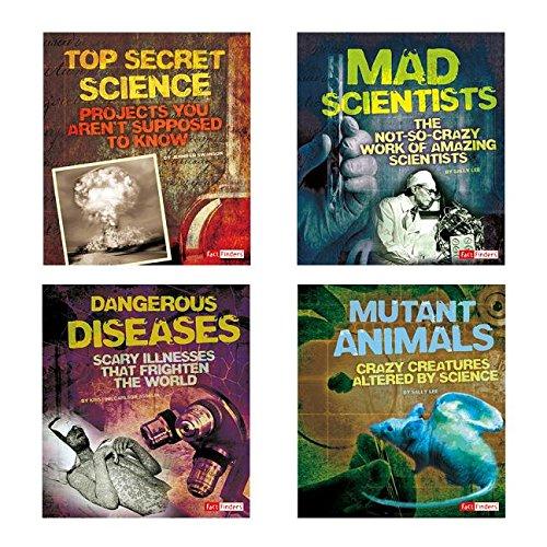 Scary Science: Asselin, Kristine Carlson; Lee, Sally