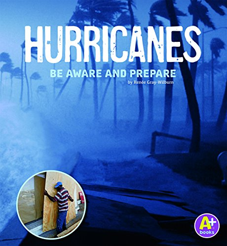 9781476599038: Hurricanes: Be Aware and Prepare (Weather Aware)