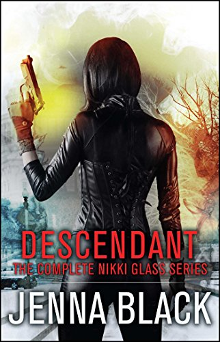 9781476700120: Descendant: The Complete Nikki Glass Series