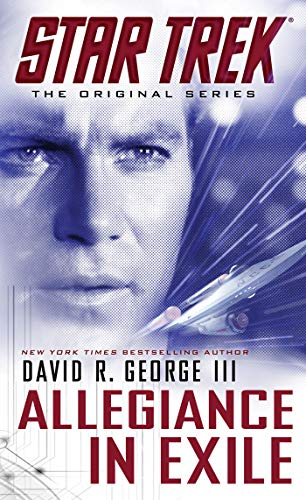 9781476700229: Allegiance in Exile (Star Trek: The Original Series)