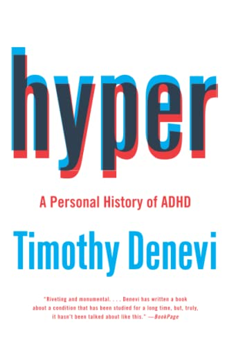 9781476702582: Hyper: A Personal History of ADHD