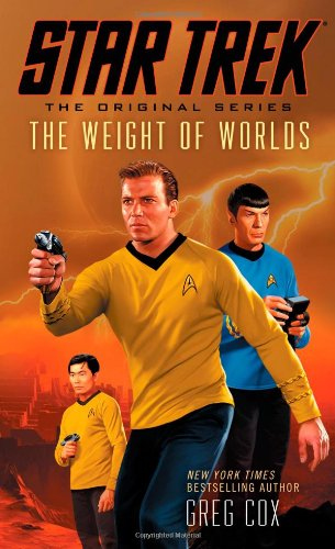 9781476702834: Star Trek: The Original Series: The Weight of Worlds
