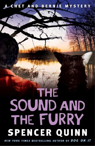 The Sound and the Furry: A Chet and Bernie Mystery (The Chet and Bernie Mystery Series)