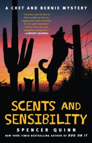 9781476703435: Scents and Sensibility: A Chet and Bernie Mystery