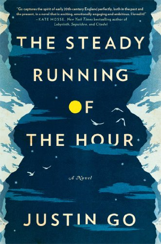 9781476704586: The Steady Running of the Hour: A Novel