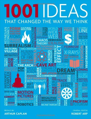 9781476705729: 1001 Ideas That Changed the Way We Think
