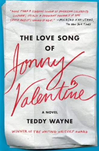 9781476705866: The Love Song of Jonny Valentine
