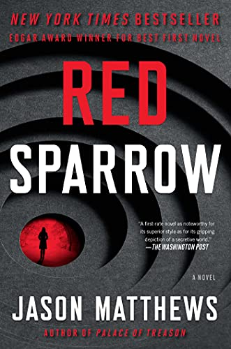 9781476706122: Red Sparrow: A Novel