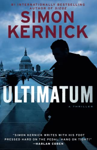 9781476706252: Ultimatum: A Thriller