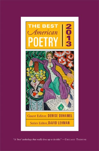 9781476708133: The Best American Poetry 2013 (The Best American Poetry series)