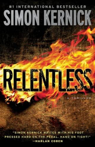 9781476711331: Relentless: A Thriller