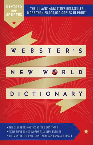 9781476711560: Webster's New World Dictionary
