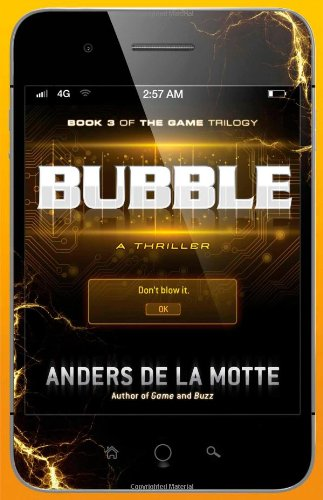 9781476712949: Bubble: A Thriller (The Game)