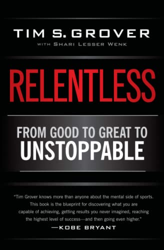 9781476714202: Relentless: From Good to Great to Unstoppable [Lingua inglese]