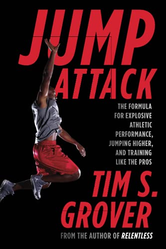 9781476714400: Jump Attack: The Formula for Explosive Athletic Performance, Jumping Higher, and Training Like the Pros
