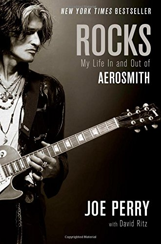 ROCKS : My Life In and Out of AEROSMITH (Signed)