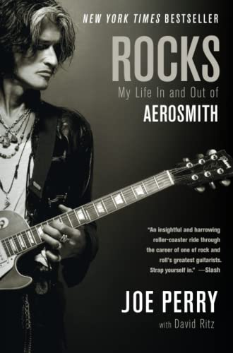9781476714592: Rocks: My Life in and Out of Aerosmith