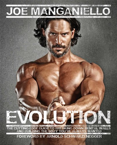 9781476716701: Evolution: The Cutting Edge Guide to Breaking Down Mental Walls and Building the Body You've Always Wanted