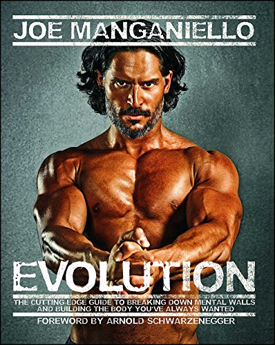 9781476716718: Evolution: The Cutting-Edge Guide to Breaking Down Mental Walls and Building the Body You've Always Wanted
