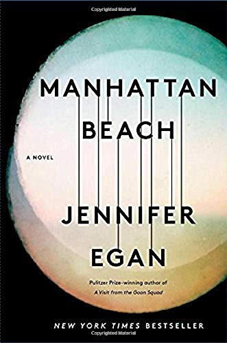 Manhattan Beach: *Signed*: Egan, Jennifer